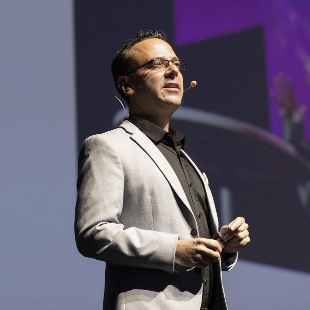 marketing speaker samuel scott